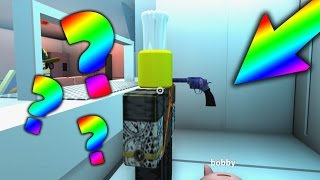 THE INVISIBLE KILLER IN ROBLOX MURDER MYSTERY 2!