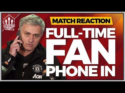 Brighton 1-0 Manchester United | LET FELLAINI GO!
