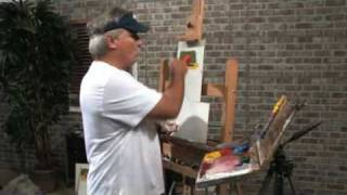 Free Art Lesson - Mike Rooney - Greying Out Color PT2