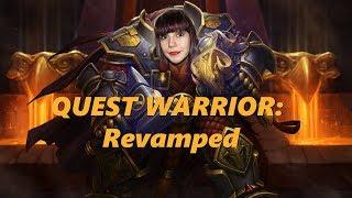 Quest Warrior: Revamped