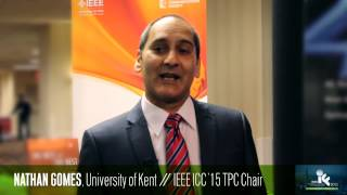 Nathan Gomes, University of Kent // IEEE ICC