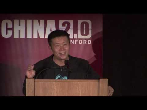 Charles Chao, CEO of SINA: Censorship in China