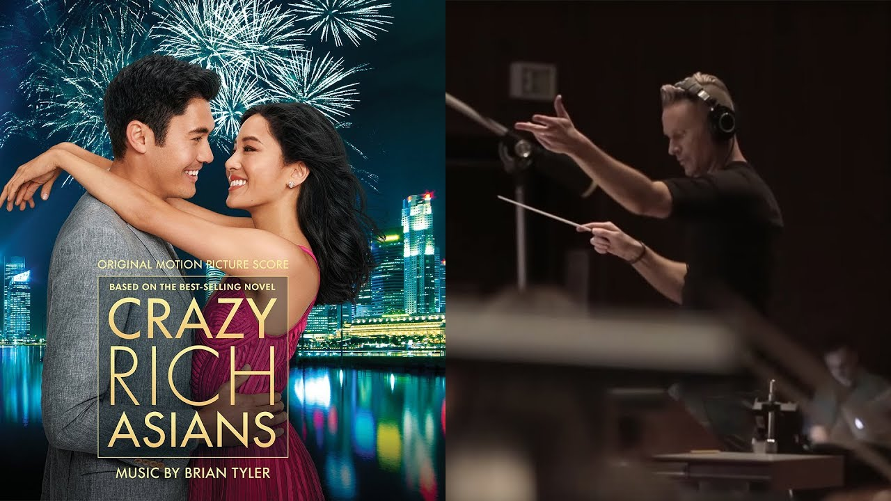 """Crazy Rich Asians"" by Brian Tyler"