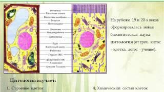 Презентация История и методы изучения клетки, клеточная теория эволюции