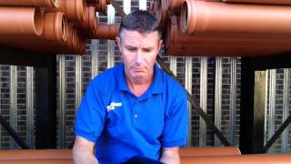 HOW TO: Connect Plastic Soil Pipe to Cast Iron or Asbestos Cement | Drainage Sales