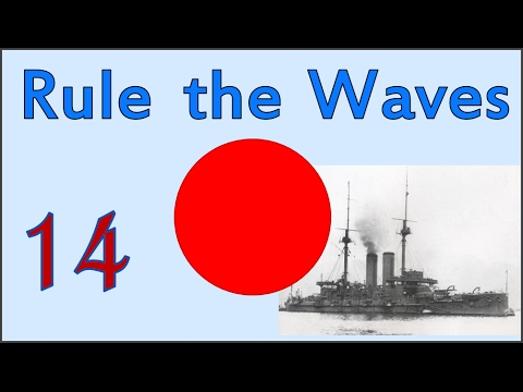 Rule The Waves | Let's Play Japan - 14 - Home By Christmas