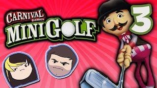 Carnival Games Mini Golf: All Too Easy - PART 3 - Grumpcade
