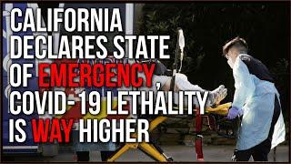 California Coronavirus Emergency HIGHLIGHTS Rapid Spread, Death Rate Is MUCH Higher Than Flu