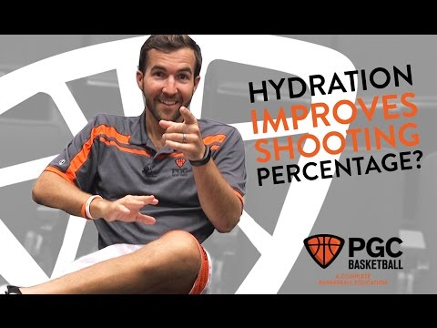 Hydration Improves Shooting Percentage? | PGC Basketball | Daily Habits