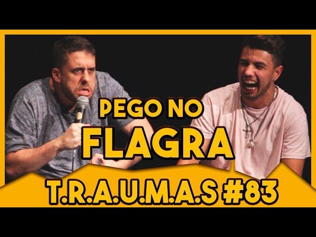 T.R.A.U.M.A.S. #83 - ELE FEZ TUDO ERRADO (Lisboa, Portugal)