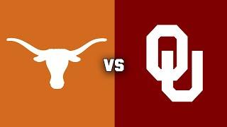 #19 Texas vs. #7 Oklahoma   2018 CFB Highlights