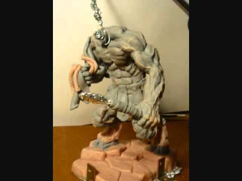 how to sculpt with super sculpey