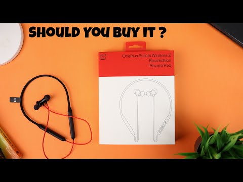 OnePlus Bullets Wireless Z Bass Edition | Honest Review | Vs Boat 335, Oppo M31 etc