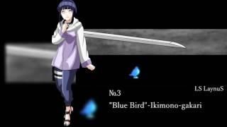 Naruto Shippuden op 3 Blue Bird