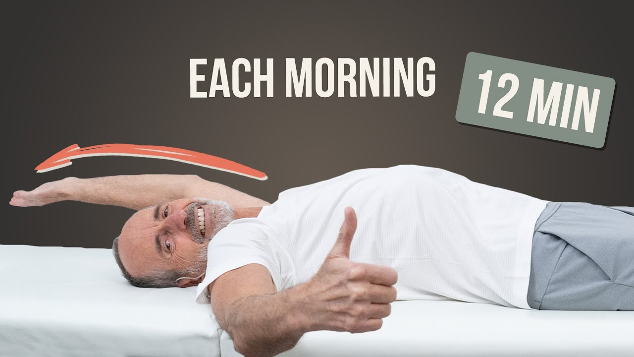 12 Minute Stretch - Morning Routine