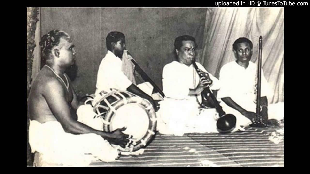 Nadaswaram-Abheri- Raga Alapana
