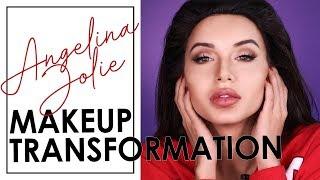 Angeline Jolie Makeup Transformation With Maya | مايا تتحوّل الى أنجلينا جولي... بالمكياج!