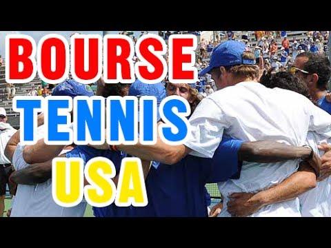 Reportage sur le Sport Universitaire aux Etats-Unis | Bourse Sportive Tennis aux USA