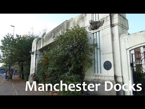 The Manchester Docks (Documentary)
