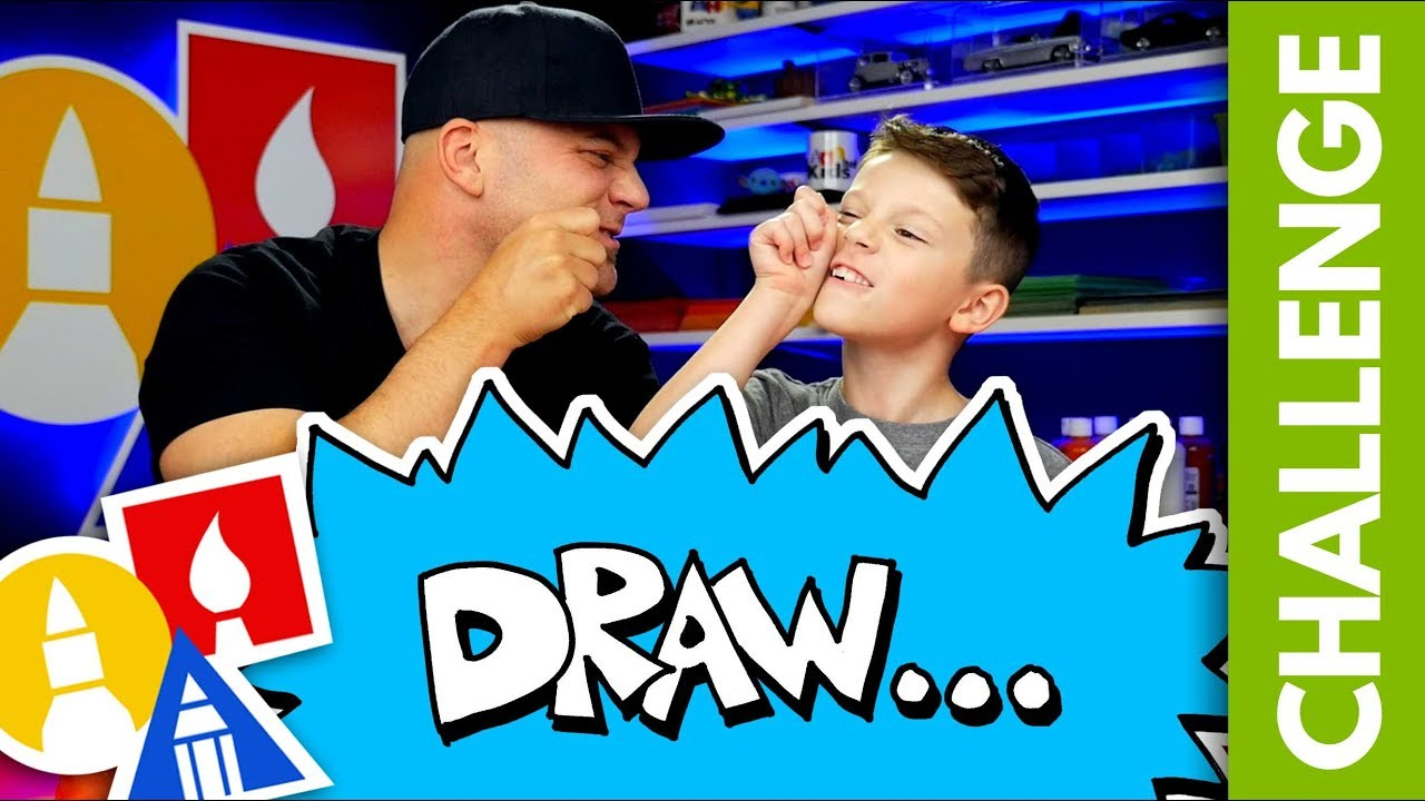 Challenge-Time! Draw Your Favorite... (6.21.19)