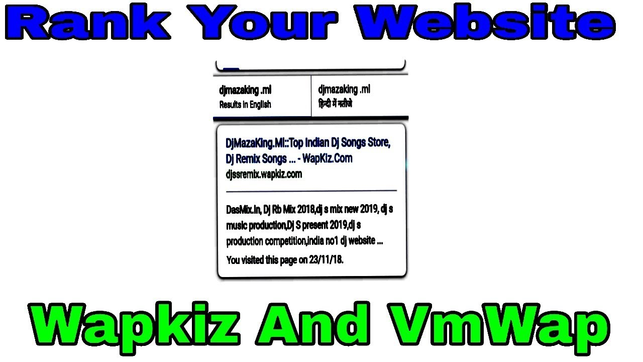 Search Rank Download Website In Internet    Using Tags