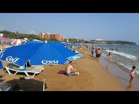 Alanya İncekum Plajı'nın