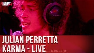 Julian Perretta - Karma - Live - C'Cauet sur NRJ
