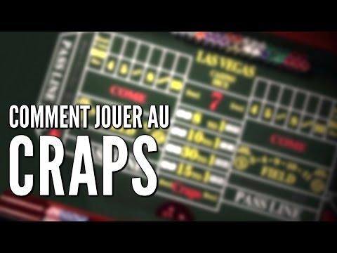 Video Craps odds casino