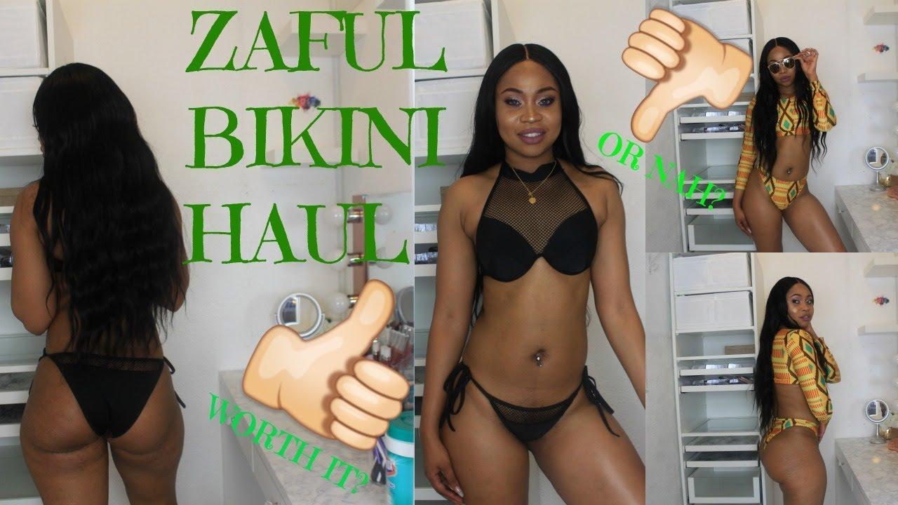 6805066476abb Zaful Bikini Haul