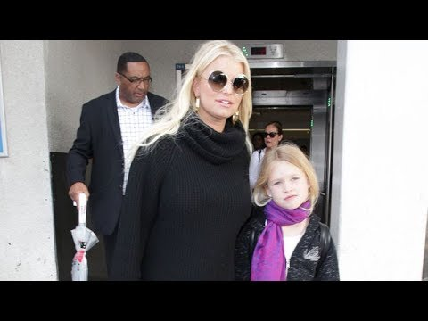 Jessica Simpson And Family Return From Outstanding Mother Trip To NYC