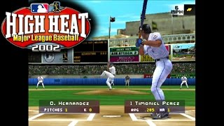 High Heat Major League Baseball 2002 ... (PS2)