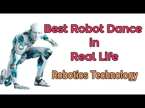 Best Robot Dance in Real Life | Robotics Technology