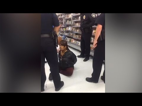 Video of woman handcuffed on floor of Homewood Walmart sparks investigation