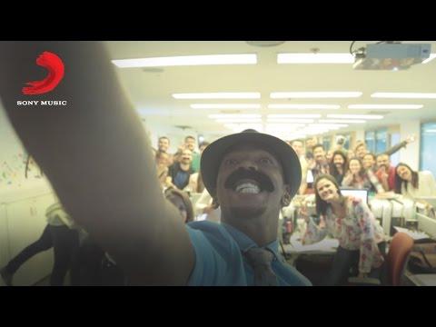 Karaoke do Nego do Borel na Sony Music
