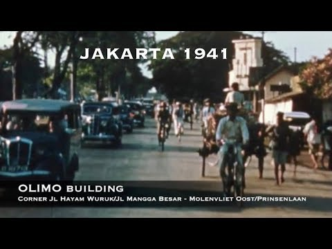 Jakarta 1941