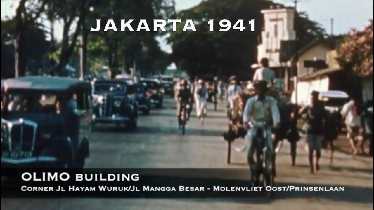 Jakarta 1941 Youtube