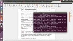 Compiling Bitcoin Core Source Code - 2017 debian/ubuntu/linux with Music