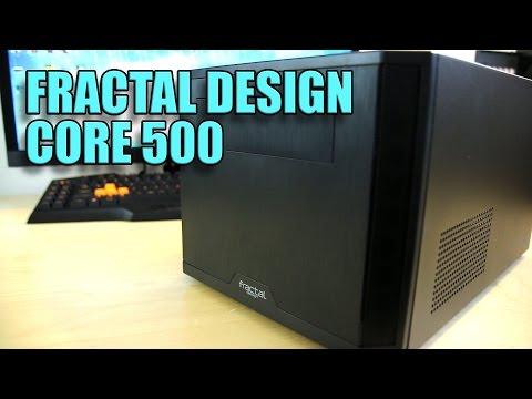 Fractal Design Core 500 - Updated Node 304?