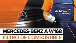 Mantenimiento Mercedes W168 - vídeo guía