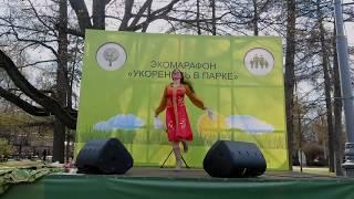 """Танец """"КАЛИНКА"""" (промо). Елена Дружнова (Хеста Хариста)"""