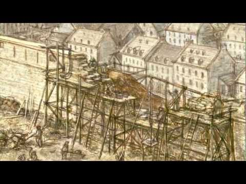 Montréal, a city with a rich past - archaeological heritage