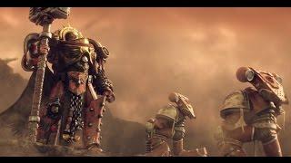 Warhammer 40000: Dawn of War 3 - Задание 01 - Оборона Крепости Варлоков