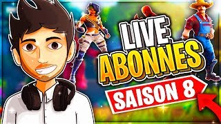 🔴 [FORTNITE FR] GAME ABO] MONTRES ME TON LEVEL OF PRO PLAYER !!! CONCOURS: !vbucks!monopoly