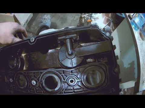 Клапан  картерных газов Chevrolet Aveo 1.4