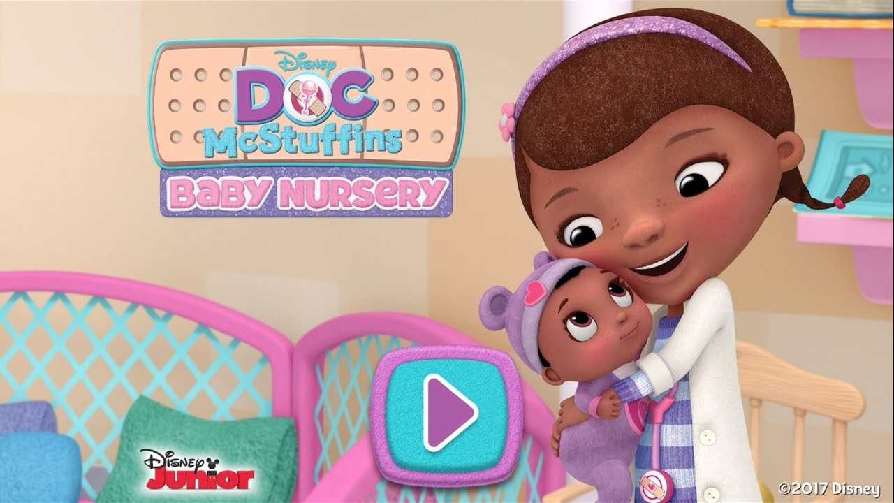 Doc Mcstuffins Baby Nursery By Disney All Baby Dolls