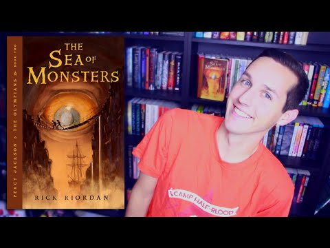 Download THE SEA OF MONSTERS BY RICK RIORDAN