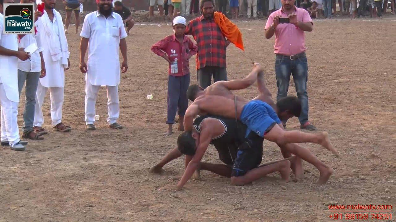 BAL SEHCHANDER (Amritsar) Kabaddi Tournament - 2014    HD   