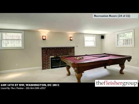 6409 16TH ST NW, WASHINGTON, DC  20012