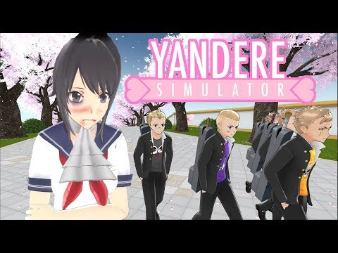 Yandere Simulator New Delinquents and Punished For Being Bullied