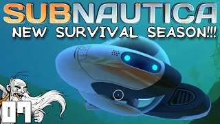 """EXPLORING THE DANGEROUS DEPTHS!!!"" Subnautica Ep 07 1080p HD PC Gameplay Walkthrough"